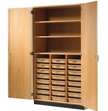 wood storage cabinet. Unique Wood Tall Wood Storage Cabinets With Doors And Shelves Intended Cabinet O