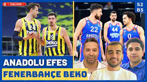Maç Sonu | Alba Berlin - Fenerbahçe Beko Maç yorumu | Asvel - Anadolu Efes  Maç Yorumu | Eu