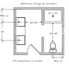 Small Picture Bathroom Dimensions Bathroom Dimensions Plan Your Bathroom By The