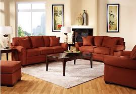 orange living room furniture. Burnt Orange Furniture Captivating Living Room And N