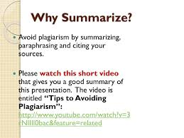 Ppt In Other Words Quoting Summarizing And Paraphrasing