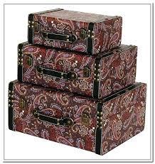 Decorative Boxes Canada Decorative Boxes Storage Tea Box Storage Box Decorative Boxes 69