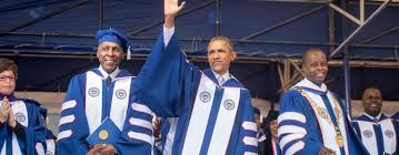 admissions howard university  we are only who we are because someone else struggled and sacrificed for us president obama s 2016 commencement speech