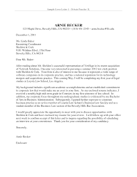 Cover Letter Examples Harvard Sarahepps Com