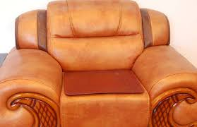 fashion leather sofa cover by sichuan