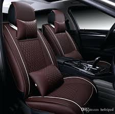 honda civic leather seat covers car seat cushion full surround breathable seat cover universal fit leather honda civic