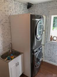 laundry room cabinet with pull out shelves diy pull out shelf how