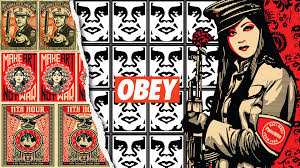 Obey Collage Wallpapers on WallpaperDog
