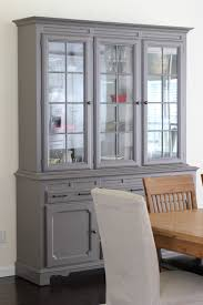 painted china cabinet 5