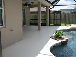 pool deck painting indialantic the