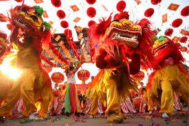 Spring Festival Chinas Spring Festival Travellers To Make 3 Billion Trips In 40