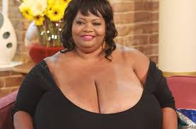 World records big breasts