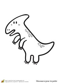 Coloriage Dinosaures Pour Les Petits Page 1
