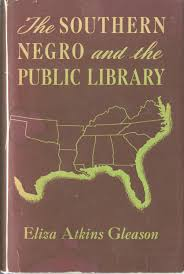 Dr. Eliza Atkins Gleason: Librarian and scholar - Indiana State ...