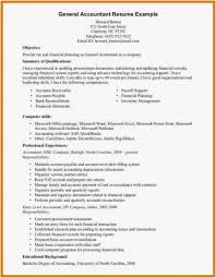 20 Accountant Resume Summary Professional Template Best Resume