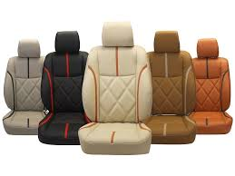 leatherette car seat cover for hm
