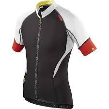 Amazon Com Mavic Cycling Jersey Hc Jersey Black Clothing