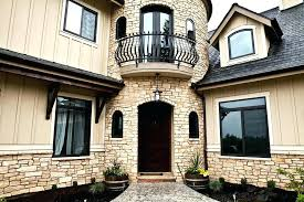 Exterior Stone Veneer Panels Siding Cost