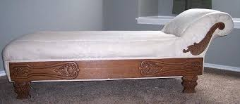 vintage fainting couch. Antique Fainting Couch Chaise  . Vintage T