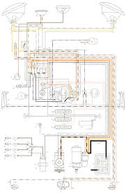 vintagebus com vw bus (and other) wiring diagrams vw distributor wiring diagram at Vw Coil Wiring Diagram