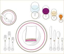 formal dining place setting picture. formal-setting formal dining place setting picture