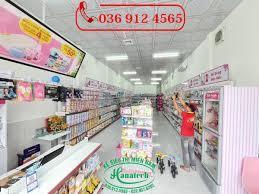 Kệ cửa hàng mẹ và bé tại Bình Dương   Kệ siêu thị mẹ và bé Bình Dương