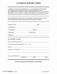 Incident Reporting Template Beauteous Download Free Environmental Incident Report Form Template