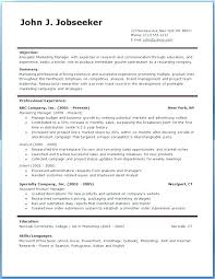 professional resume templates for word professional resume templates districte15 info
