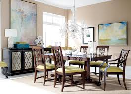 Watercolor Dining Room Ethan Allen - Ethan allen dining room chairs