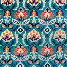 Medallion Pattern Simple Decorating
