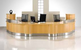 office furniture reception desk counter. Furniture: Office Furniture Reception Desk Room Design Decor Lovely At Interior Counter