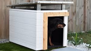 Creative Dog Houses How To Make A Dog House Part 1 Diy Build Youtube