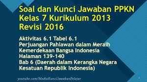 We did not find results for: Kunci Jawaban Ppkn Kelas 7 Tabel 6 1 Perjuangan Pahlawan Dalam Meraih Kemerdekaan Bangsa Indonesia Youtube
