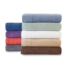 Colormate Soft and Plush Cotton Bath Towels Hand Towels or Washcloths