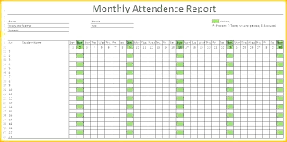 Weekly Attendance Register Template Company Work Attendance Register Template Weekly Sheet Word