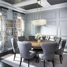 6 dining room ideas with round tables best 20 round dining tables ideas on round