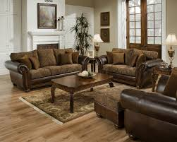 Rustic Leather Living Room Furniture Sofas To Badcock Living Room Furniture Home And Interior