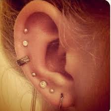we are offering free ear piercing at our jewelry kiosk in stoneridge mall pleasanton name rhodium jewelers just pay for the earrings