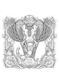 Elefant ausmalbild erwachsene ausmalbilder für erwachsene zum ausdrucken 30 schöne malvorlagen diy 23 31 malbuch fur erwachsene elefanten 4 elephant mandala google search. Elefanten 79963 Elefanten Malbuch Fur Erwachsene