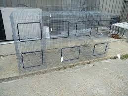 la size rabbit cage wire size cages for sale sportsman classifieds la grow