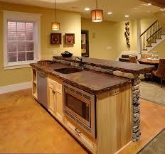 build kitchen island sink: amusing kitchen interior design with free standing tier kitchen island on brown granite flooring base