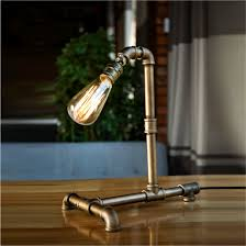 image of simple steampunk lamps