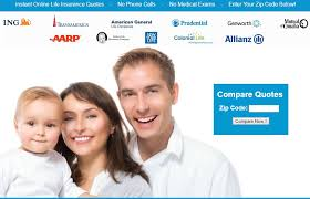 Instant Term Life Insurance Quotes Compare Best Rates Classy Life Insurance Quotes Without Personal Information