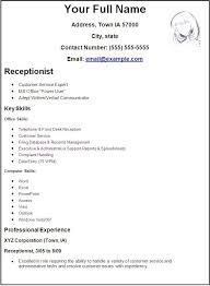 Making A Resume Simple Making A Resumes Canreklonecco