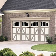 garage doors lowesGarage Door Buying Guide