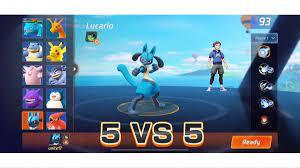 Pokemon Unite Beta Download (android/iOS)2020   Pokemon, Pokemon video games,  Play pokemon