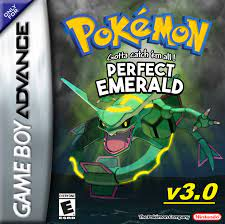 POKEMON PERFECT EMERALD 3.0 HACK ROM IS OUT!!!: romhacking