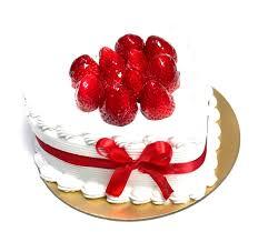 Whiteforest Valentine Cake Valentine Cake Kanpur Lucknow