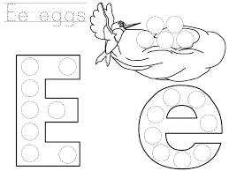 Dot To Alphabet Coloring Pages Abc And As Well Best Of P Bingo ...
