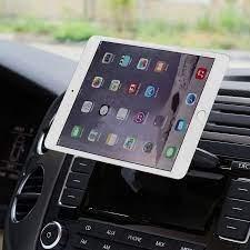 Từ Tính Hấp Phụ Giá Đỡ Máy Tính Bảng Trên Ô Tô Khe CD Ốp Cho iPad 2018/Air  2 Viên Giá Đỡ Đứng Cho iPad Pro 9.7/10.5|Tablet Stands